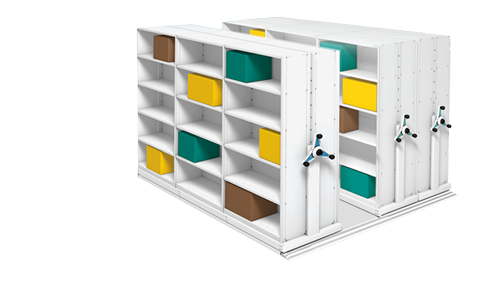 Space Saving Mobile Storage