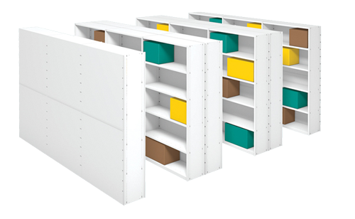 Static Shelving